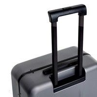 Фото Чемодан RunMi 90 Points Aluminum Closing Frame Suitcase 24 Grey 64 л Р27874
