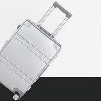 Фото Чемодан RunMi 90 Points Metal Suitcase 20 Silver 31 л Р27876