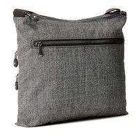 Фото Сумка Kipling Alvar Cotton Grey K12472_D03