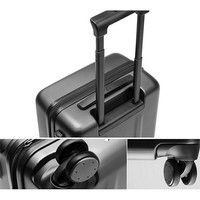 Фото Чемодан RunMi 90 Points Suitcase Moonlight White 64л Р26260