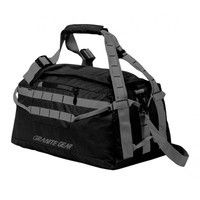 Фото Сумка дорожная Granite Gear Packable Duffel Black/Flint 40л 923171