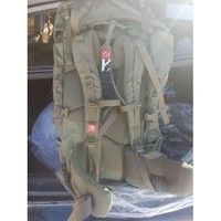 Фото Рюкзак Tatonka Range Pack Load 80 Olive TAT 1132.331