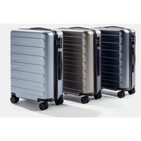 Фото Чемодан RunMi 90 Points suitcase Business Travel Lake Light Blue 33л Р32019