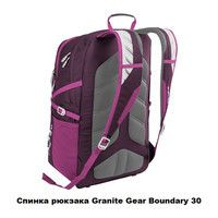 Фото Рюкзак Granite Gear Boundary Flint/Neolime 30л 923144