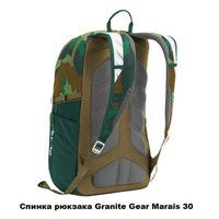 Фото Рюкзак Granite Gear Marais Black 30л 923139