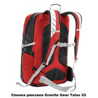 Фото Рюкзак Granite Gear Talus Black 33л 924095