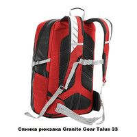 Фото Рюкзак Granite Gear Talus Midnight Blue/Enamel Blue 33л 925089
