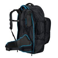 Фото Рюкзак Vango Freedom II Carbide Grey/Volt Blue 60+20л 925294