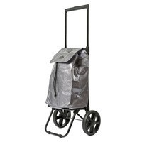 Фото Сумка-тележка Epic City X Shopper Evolution Glitter Silver 33л 926138