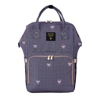 Фото Рюкзак для мамы Sunveno Diaper Bag Elephant NB22544.ELP