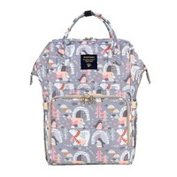 Фото Рюкзак для мамы Sunveno Diaper Bag Polar Bear NB22544.PLB