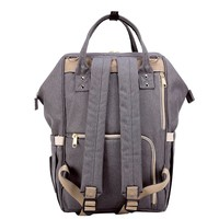 Фото Рюкзак для мамы Sunveno Diaper Bag Grey NB22179.GRY