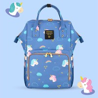 Фото Рюкзак для мамы Sunveno Diaper Bag Unicorn NB22179.UNI