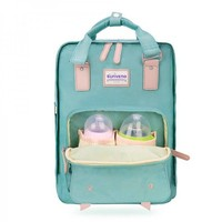 Фото Рюкзак для мамы Sunveno Diaper Bag Classic Green NB26078.CLG