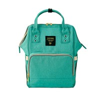 Фото Рюкзак для мамы Sunveno Diaper Bag Green NB22179.GRN