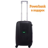 Фото Чемодан Lojel STREAMLINE Black 35 л Lj-PP8S_B