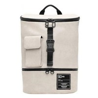 Фото Рюкзак Xiaomi RunMi 90 Chic Small Backpack Beige Ф04079
