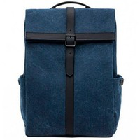 Фото Рюкзак Xiaomi RunMi 90 GRINDER Oxford Backpack Dark Blue Ф03821