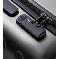 Фото Чемодан Xiaomi RunMi 90 Seven-bar luggage Black 20
