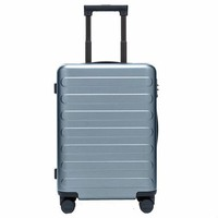 Фото Чемодан Xiaomi RunMi 90 suitcase Business Travel Lake Light Blue 28